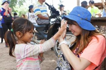 カンボジアから地雷をなくそう100円キャンペーン始動!