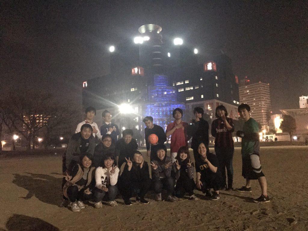 2016年蹴りおさめ!マンデーフットボール
