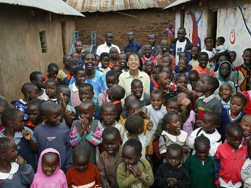 【水先案内人企画】2月17日(金)早川千晶さん講演会「キベラ・スラムから命の響き」