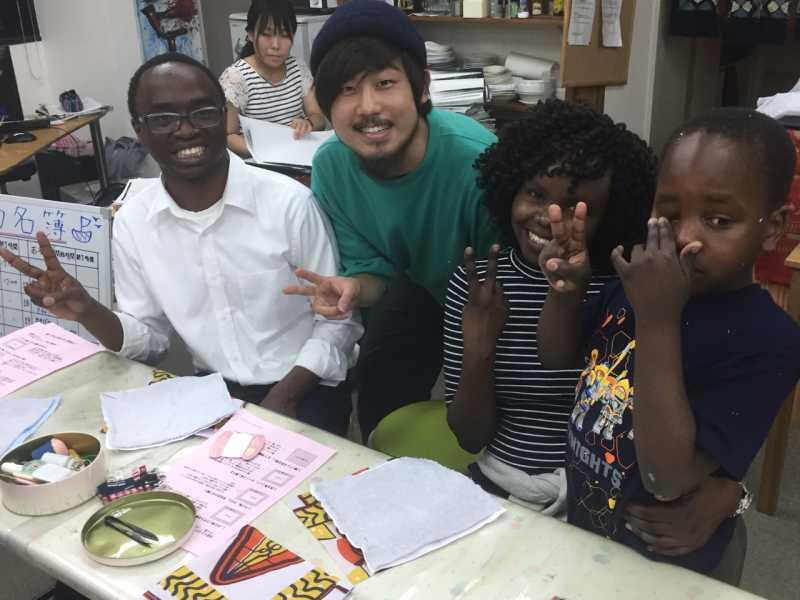 【イベント報告】ケニアの女の子に布ナプキンを届けよう!
