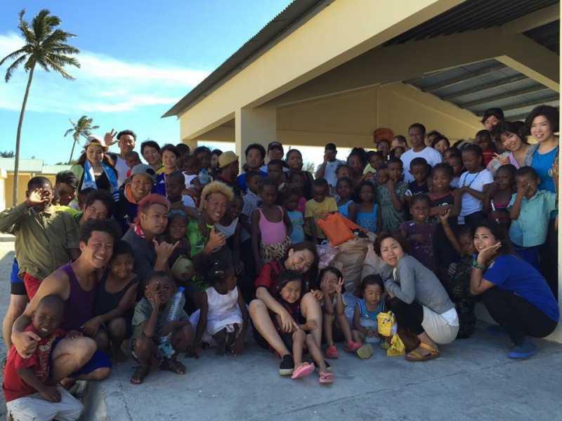 「人と人とのつながりが平和をつくる」世界に届ける支援物資を募集中