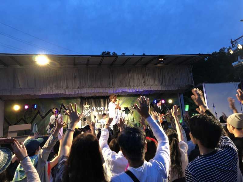 京都の森の野外フェス「グレートラックフェスティバル2018」で、すてきな人々に出会ってきました