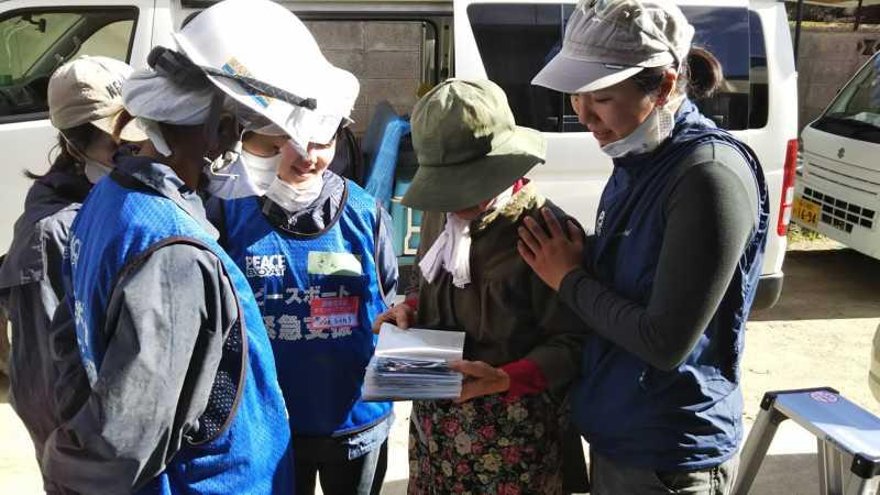 1月19日《西日本豪雨》災害ボランティア説明会を開催します