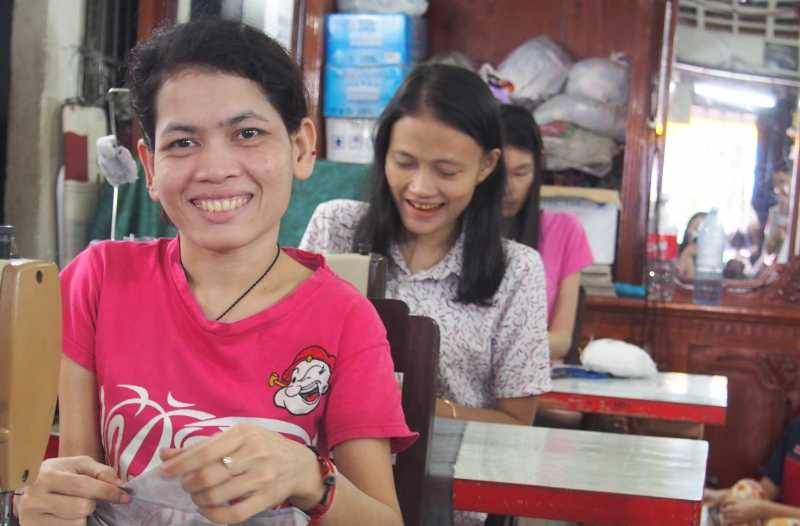 <終了>【イベント告知】2月28日(木)これがわたしの生きる道!〜カンボジアの小さなNGOが生み出す大きな希望〜