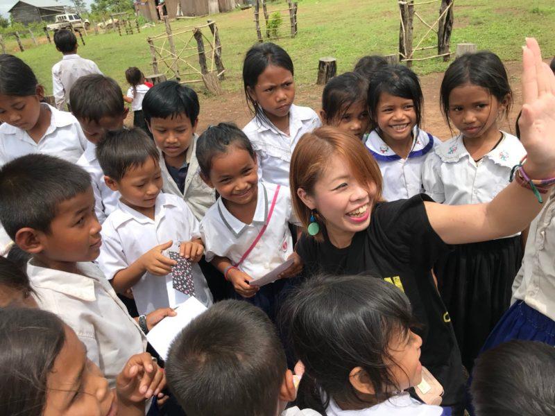 「カンボジアから地雷をなくそう100円キャンペーン」あらたな地雷除去がスタート!