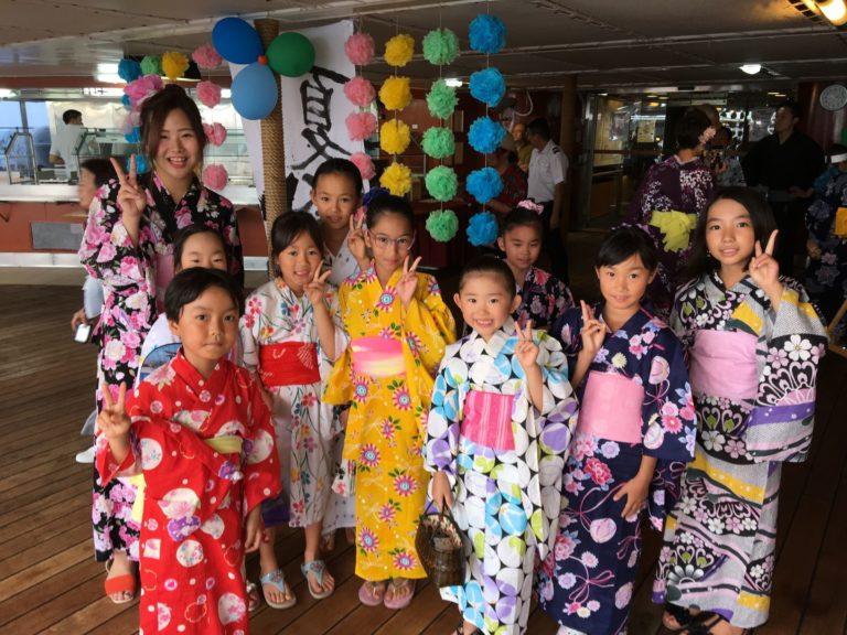 忘れられない夏の思い出。子どもたちと過ごした日本一周20日間の船旅