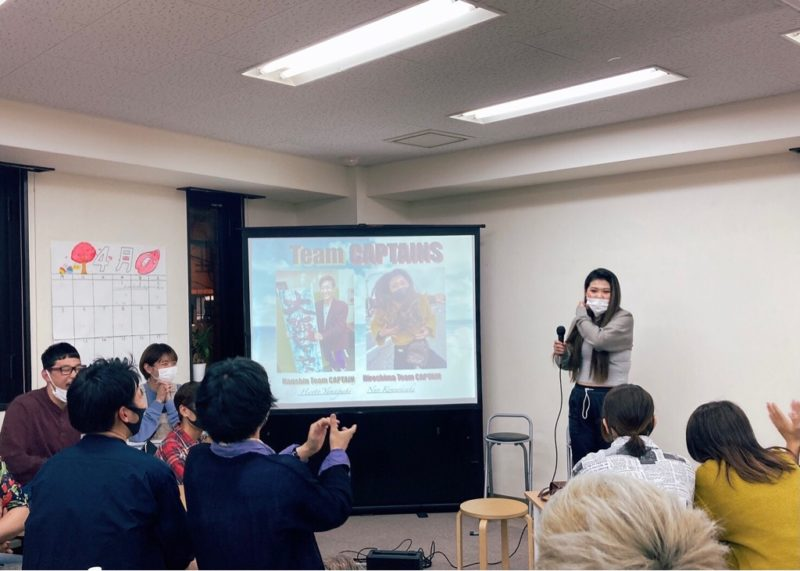 阪神タイガースvs広島カープ!地球一周ポスターを貼るイベント開催